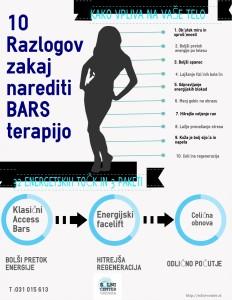 Bars terapija